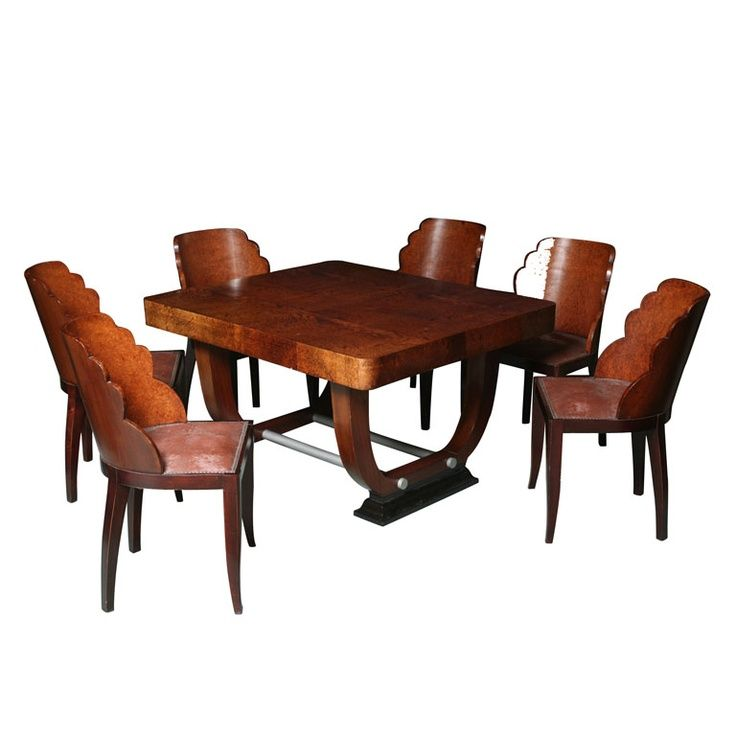 View Source Image Art Deco ChairArt FurnitureAntique FurnitureDining