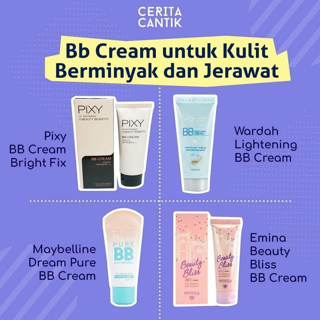 Day Cream Lokal Untuk Kulit Berminyak Dan Berjerawat