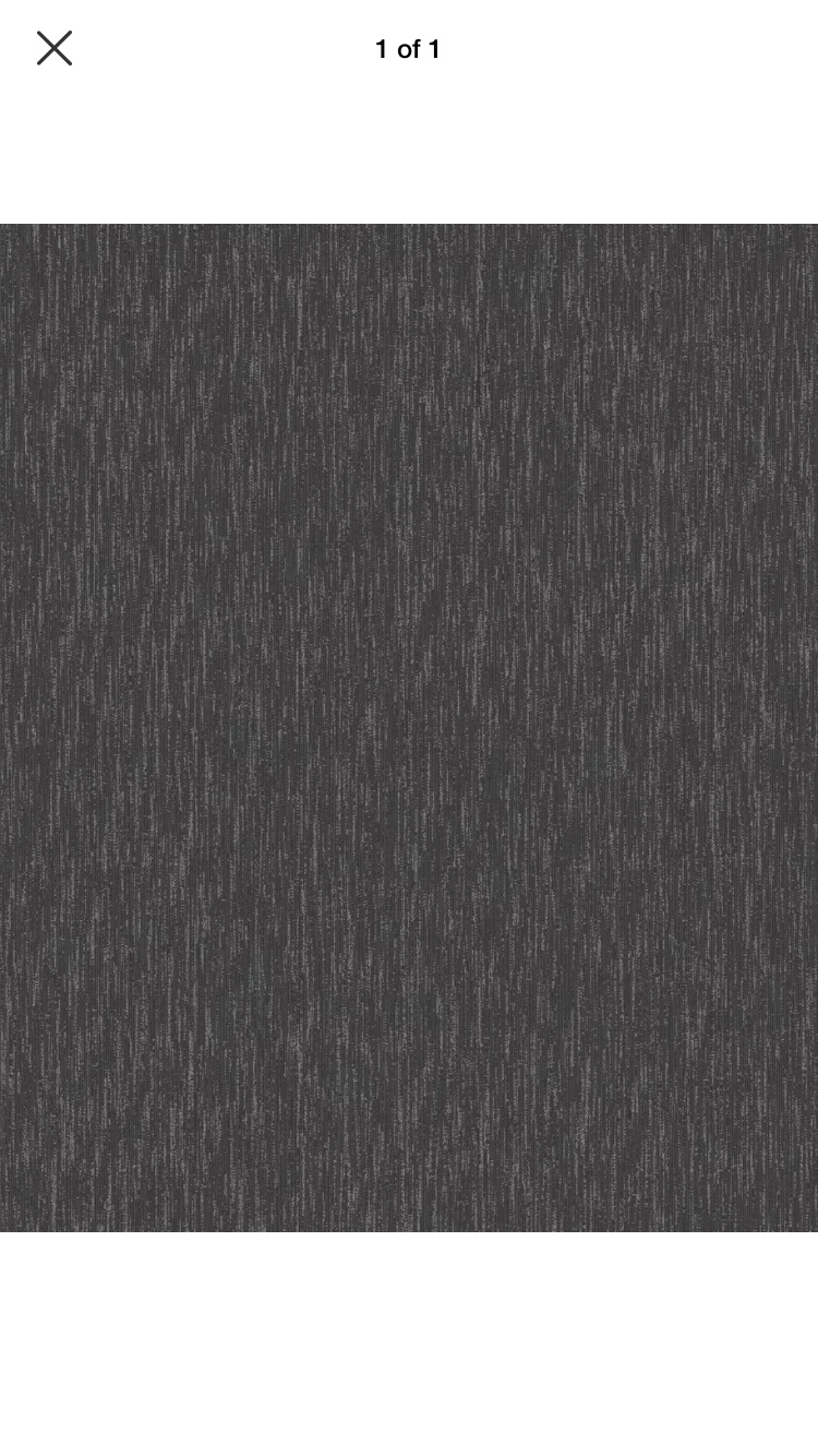 Glittertex plain black texture vinyl wallpaper Vinyl