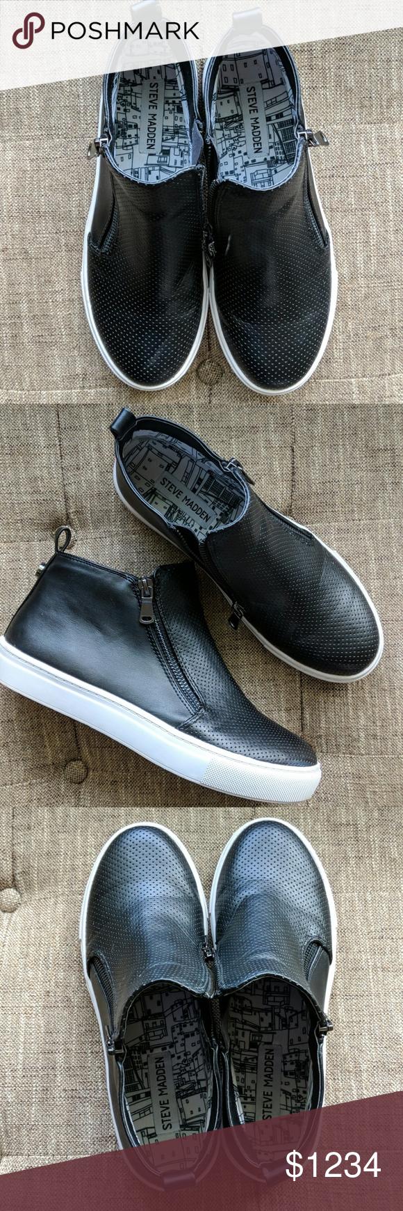 c179fcb0028 Steve Madden Erlina Sneaker Size 6.5 Steve Madden Erlina Sneaker Size 6.5