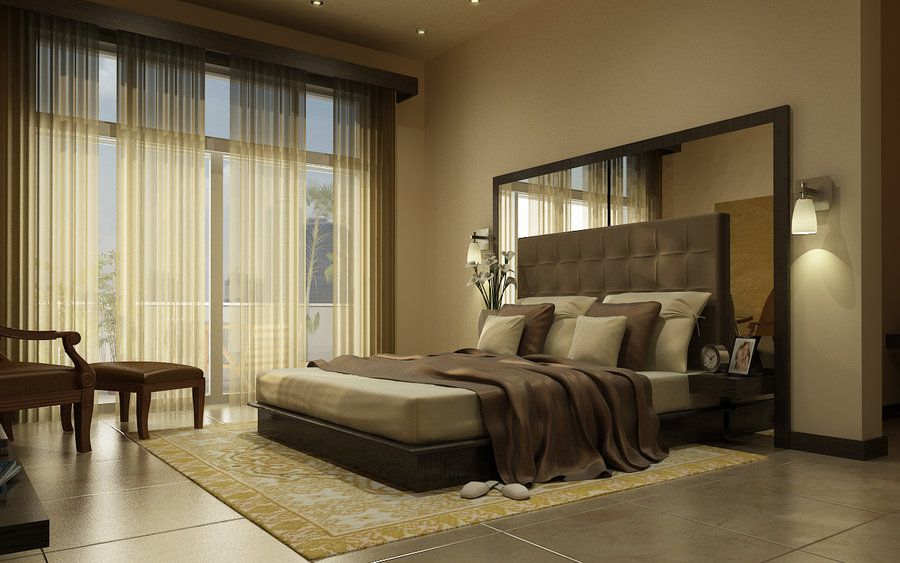 15 most beautiful decorated and designed beds bedroom for Beautiful room design