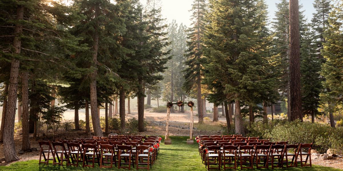 The RitzCarlton Lake Tahoe Weddings Get Prices for Wedding Venues