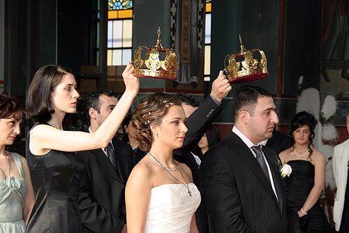 Easterm Orthodox Wedding Crowns