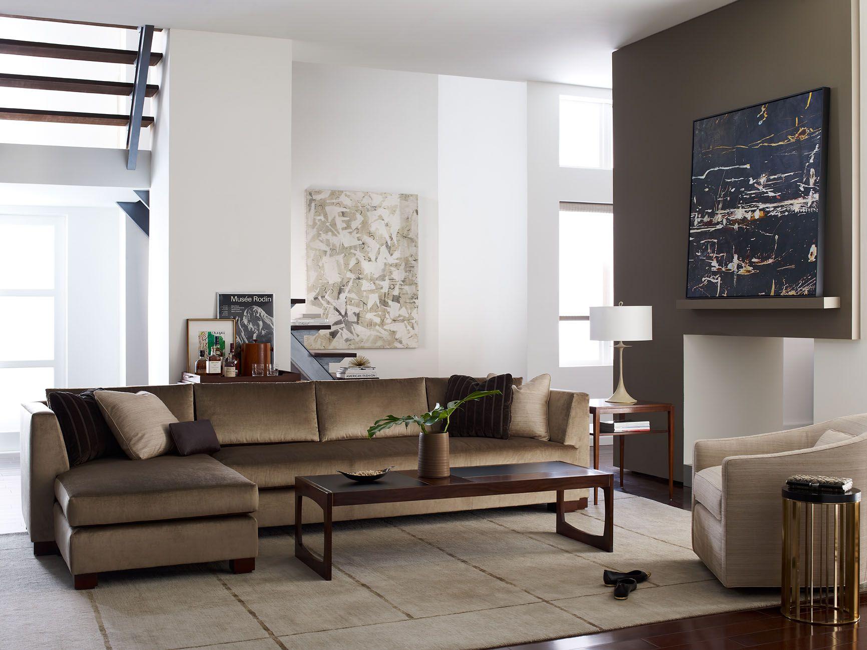 Hudson Sectional Baker Furniture Fanatic