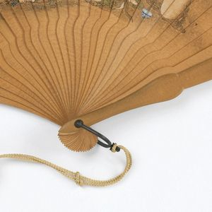 Brisé Fan (Japan), late 19th century
