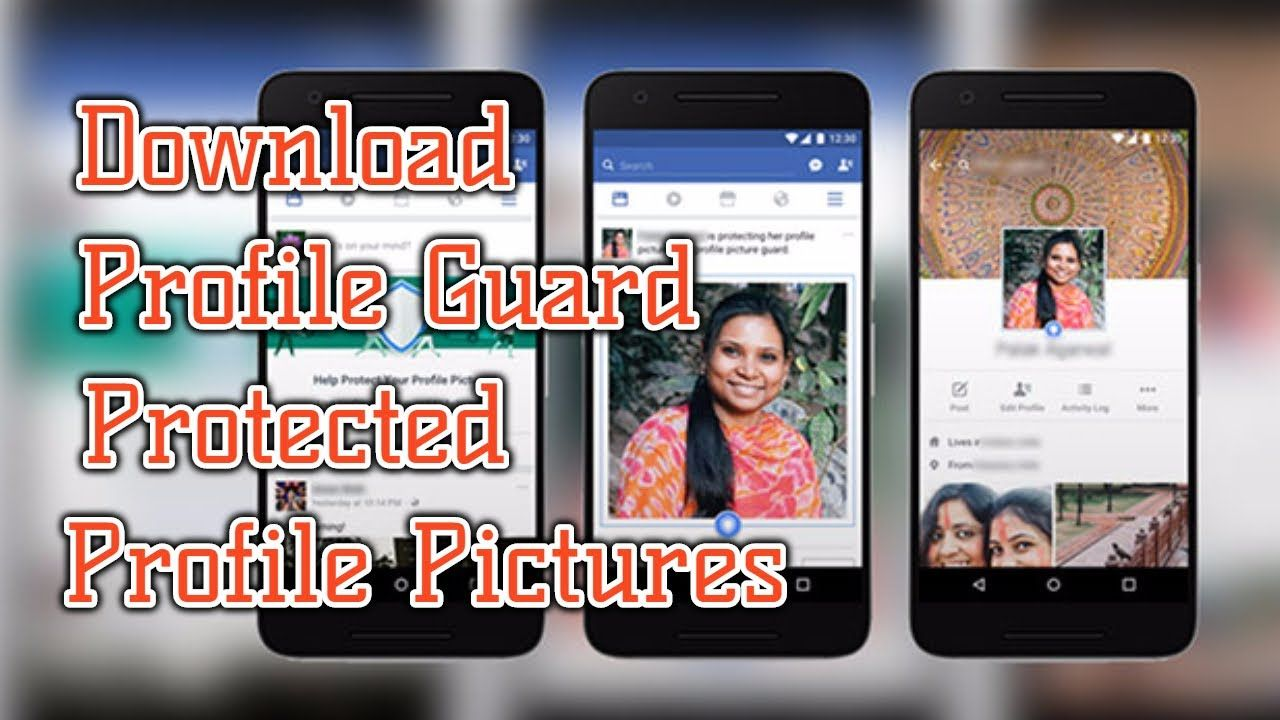 How To Download Facebook Profile Picture Protected With