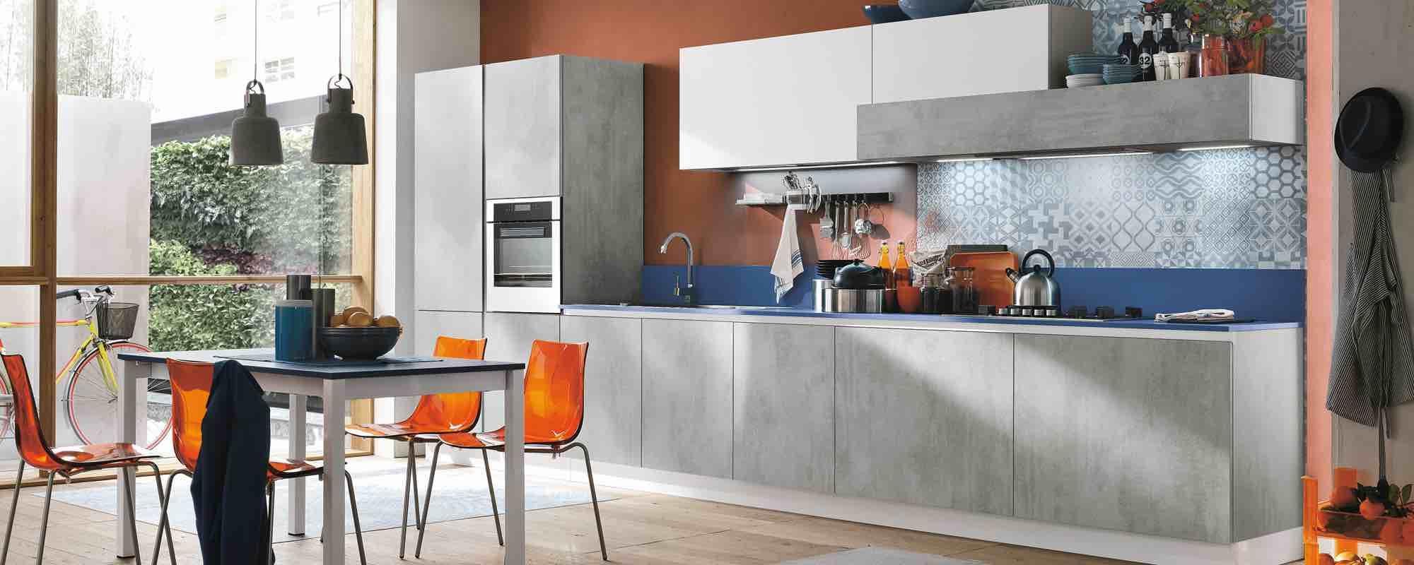 cucine moderne stosa - modello cucina infinity 10