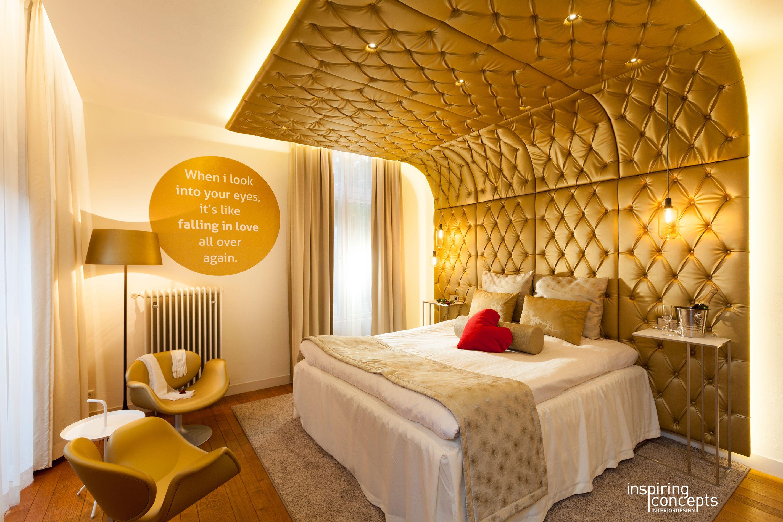 Bruidssuite Landgoed & Hotel Groot Warnsborn Arnhem - Ontwerp van ...