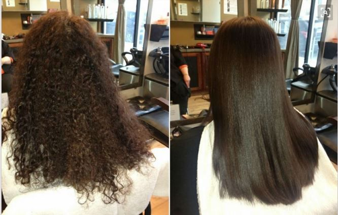 8 Questions About Keratin Treatments Answered Keratin Hair