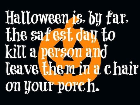 Awesome Best 69 Funny Halloween Quotes, Sayings U0026 Pictures