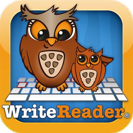 Skriv og Læs - WriteReader - Skriv og Læs er et læringsværktøj, hvor børn fra 3-årsalderen kan lave eller være med til at lave deres egne bøger og samtidig lære at skrive og læse. App'en er udviklet af en indskolingslærer med mere end 15 års erfaring, testet i samarbejde med ledende danske læseforskere og støttet af Forsknings- og Innovationsstyrelsen.