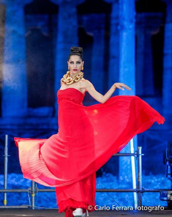 Fashion in Paestum 2013 - Ufficio stampa Michel Miglionico ...