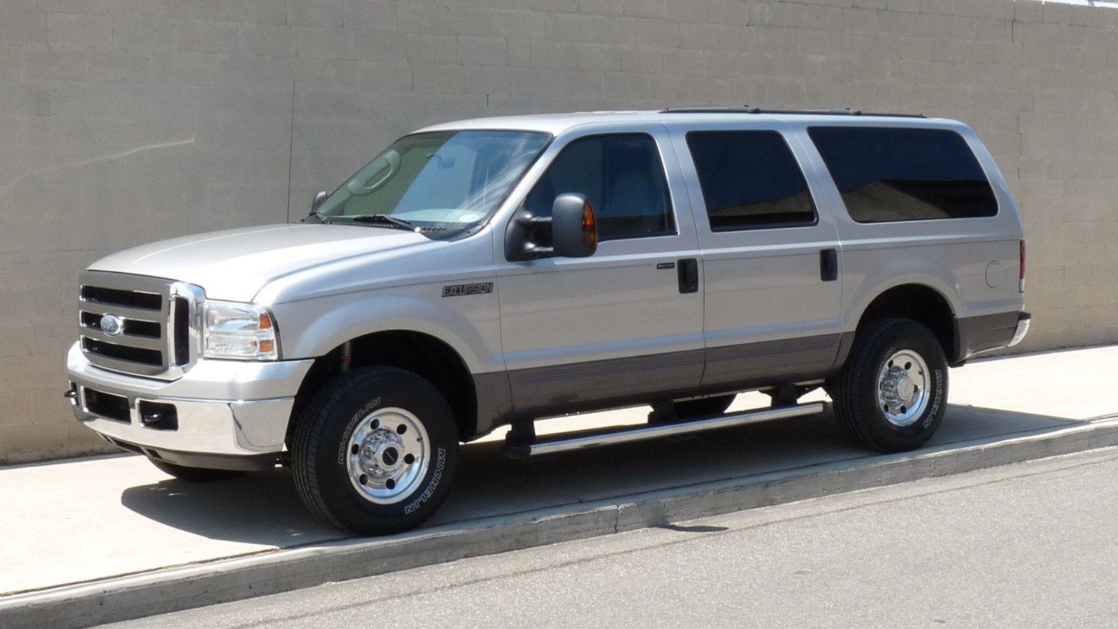 2005 Ford Excursion Xlt 4wd 2005 Ford Excursion Xlt 4wd 6 0l Turbo