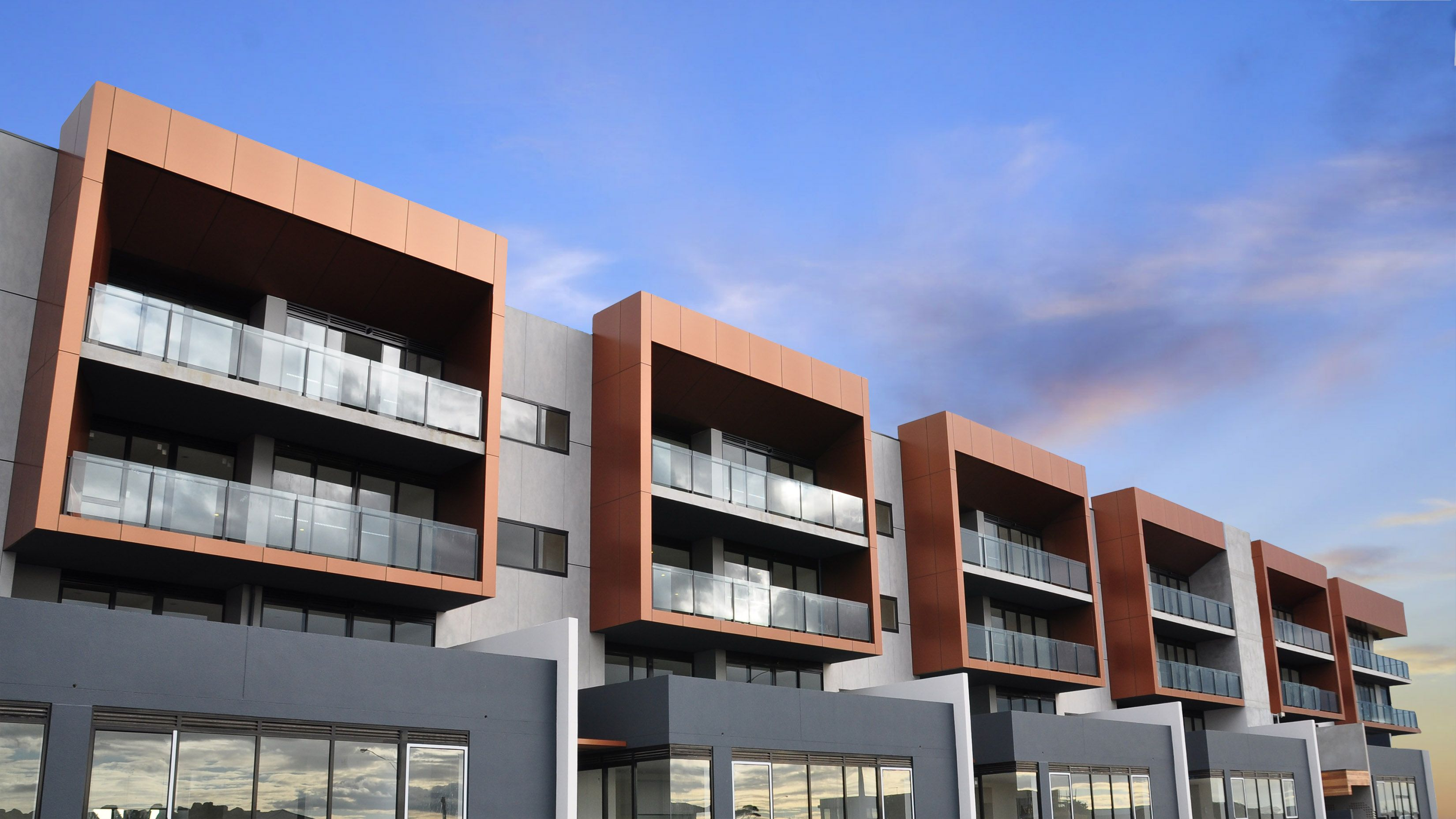 Alucobond Leading Suppliers Of Aluminium Facade Systems
