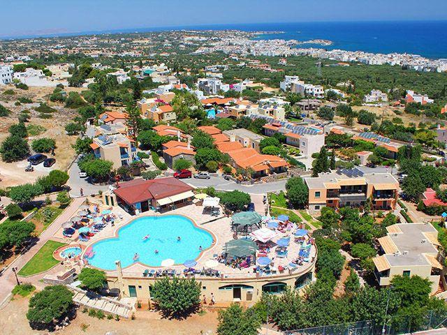 Marni Village 3 Stars Apartments Studios Villa In Koutouloufari Piskopiano Offers Reviews Crete Heraklion