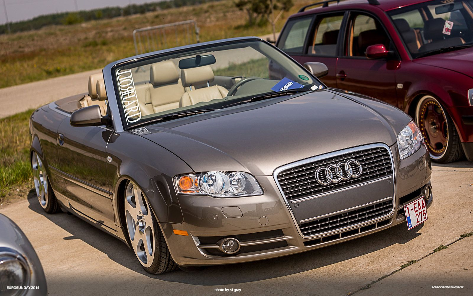 b7 cabrio slightly lowered vehicles audi audi a4 cars. Black Bedroom Furniture Sets. Home Design Ideas