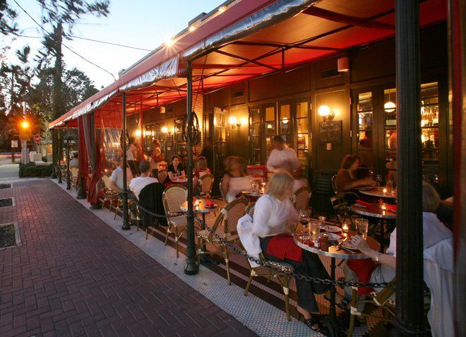 outdoor sidewalk dining - Google Search