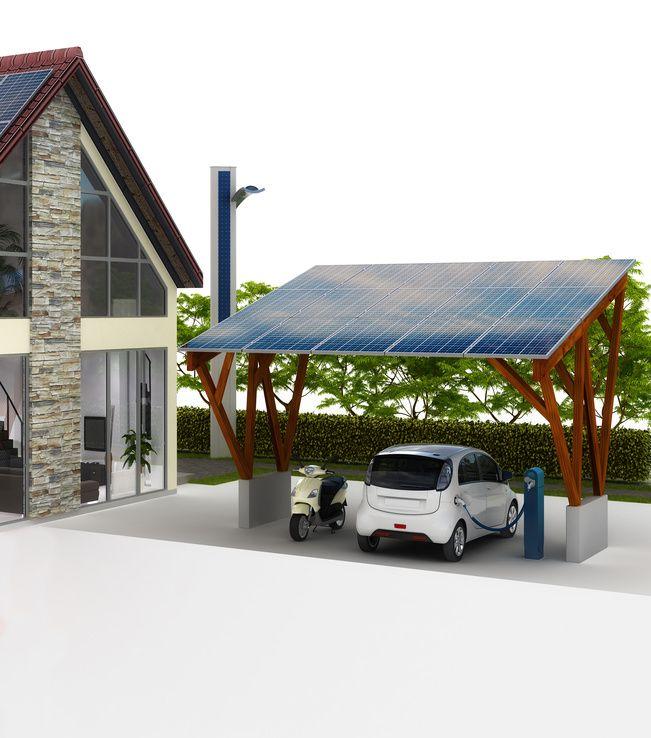Carport Mehr Als Nur Herberge Furs Auto Carports Carport Und Carport Bauen