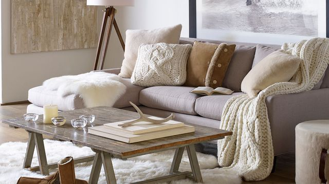 Salon cosy  12 idées déco pour un salon chaleureux et cocooning