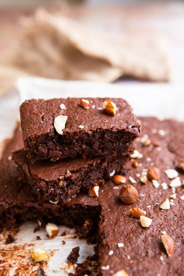 Gâteau au chocolat sans beurre   Recette   Gateau chocolat ...