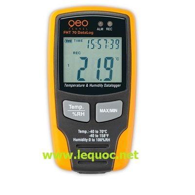 Máy đo độ ẩm FHT70 - www.lequoc.net