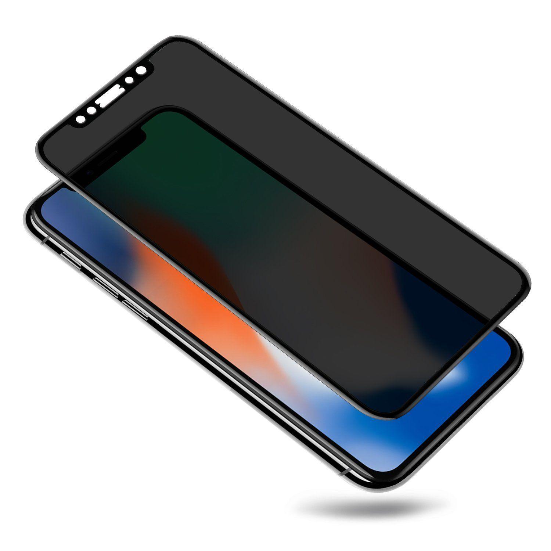 واقي شاشة ايفون اكس عادي و مخفي لمنع التجسس على محتويات هاتفك Iphone Apple Iphone Screen Protector