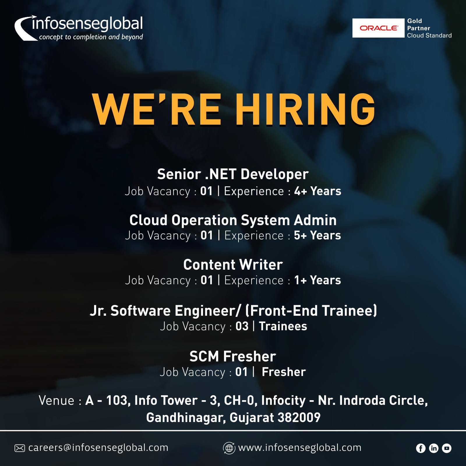 We Re Hiring Writer Jobs Admin Jobs Software Engineer