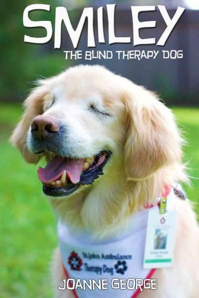 Smiley The Blind Therapy Dog Cute Puppies And Kittens Therapy