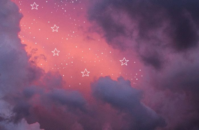 Pin By Kristen On Asthetic Pink Sky Aesthetic Aesthetic Space Aesthetic Backgrounds