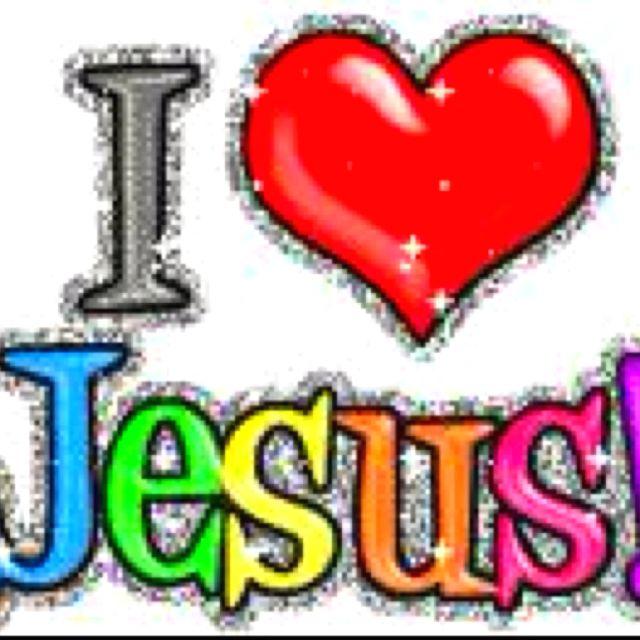 I love Jesus!!! (: <3