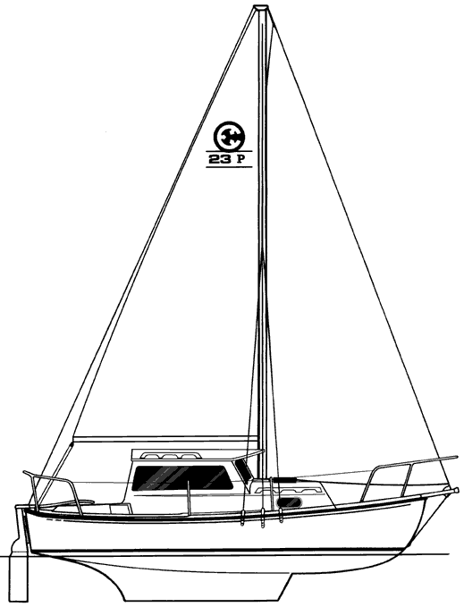 Prototype Sketch Of The Cp 23 Pilot House