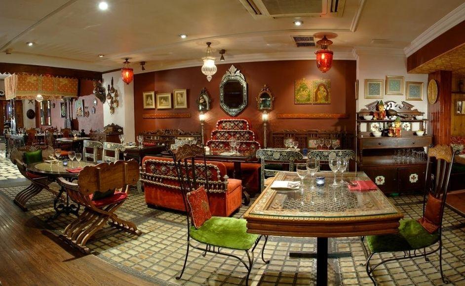 Chor Bizarre India s Restaurant Albemarle Street London