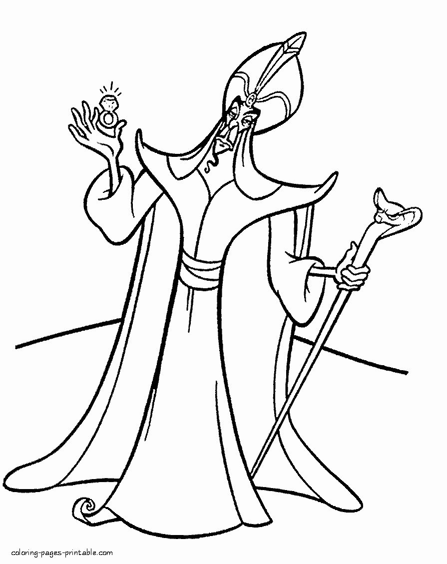 Disney Villain Coloring Pages In 2020 Coloring Pages Disney Coloring Pages Coloring Books