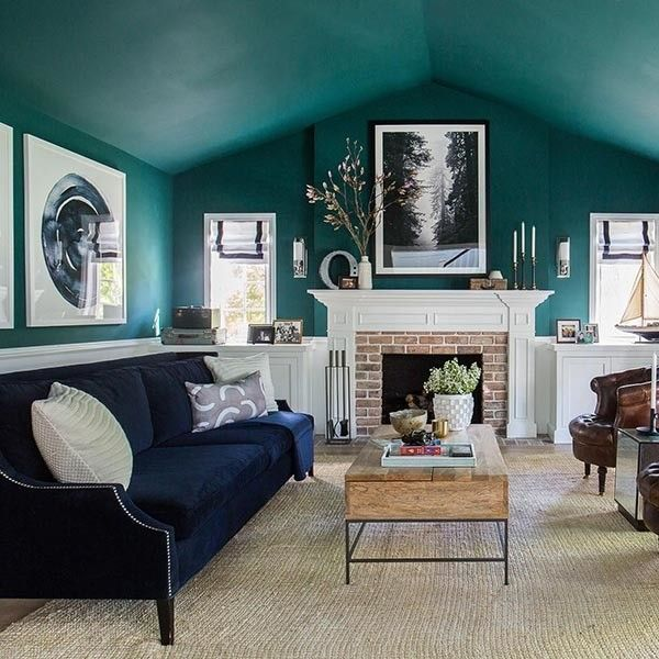Home, Hollywood Hills Homes, Interior Design