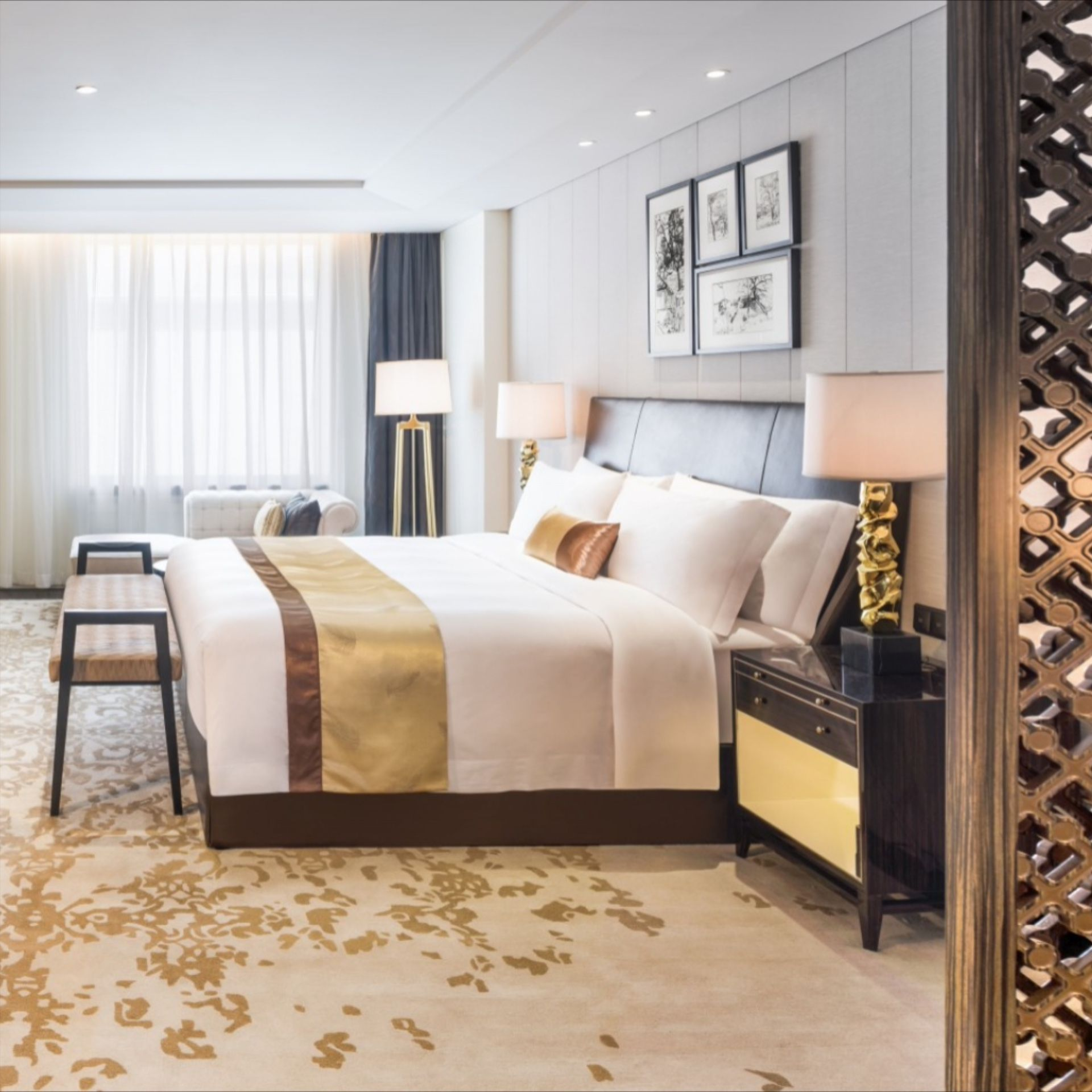 One Of The Best Hospitality Design Firms With A Worldwide Focus And Expertise With One Of In 2020 Top Interior Designers Hospitality Design Interior Design Magazine