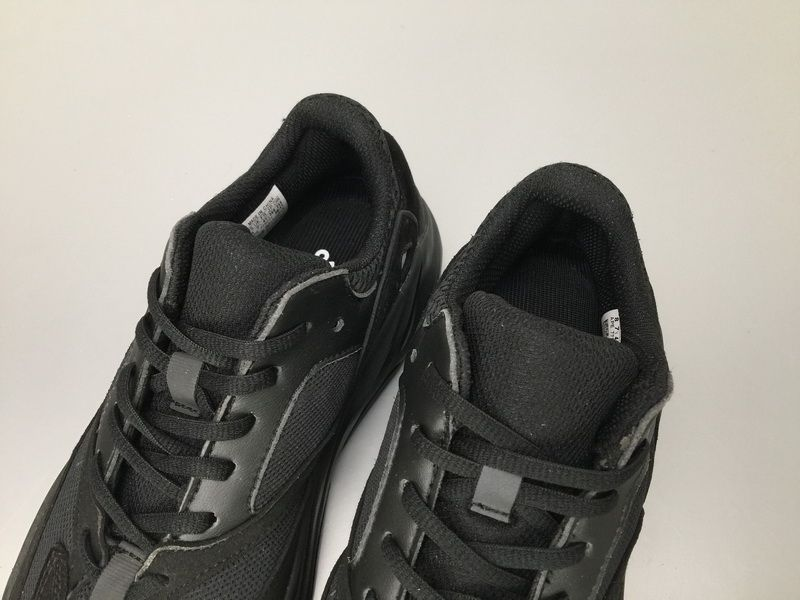 f78c8482ef223 Check Out Adidas Yeezy Wave Runner 700 B75576 Triple Black Real Boost for  Sale9 ...