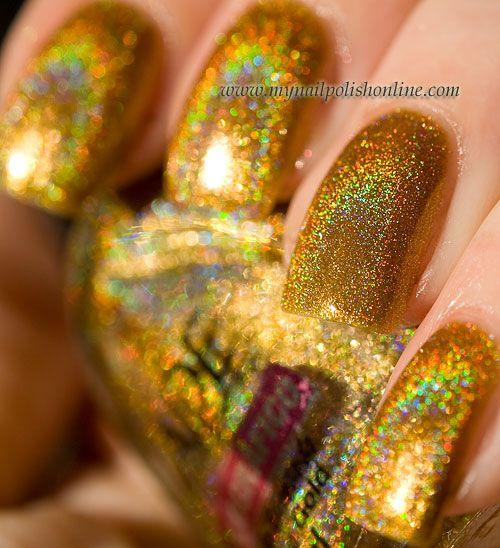 Jade - Mystic Gold   [ Diana\'s Nail Art, Manicure, Pedicure & Nail ...