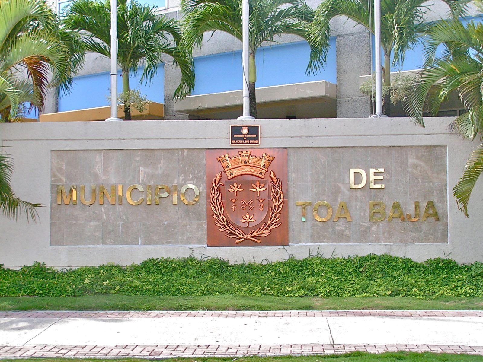 Municipal Complex Toa Baja Pr