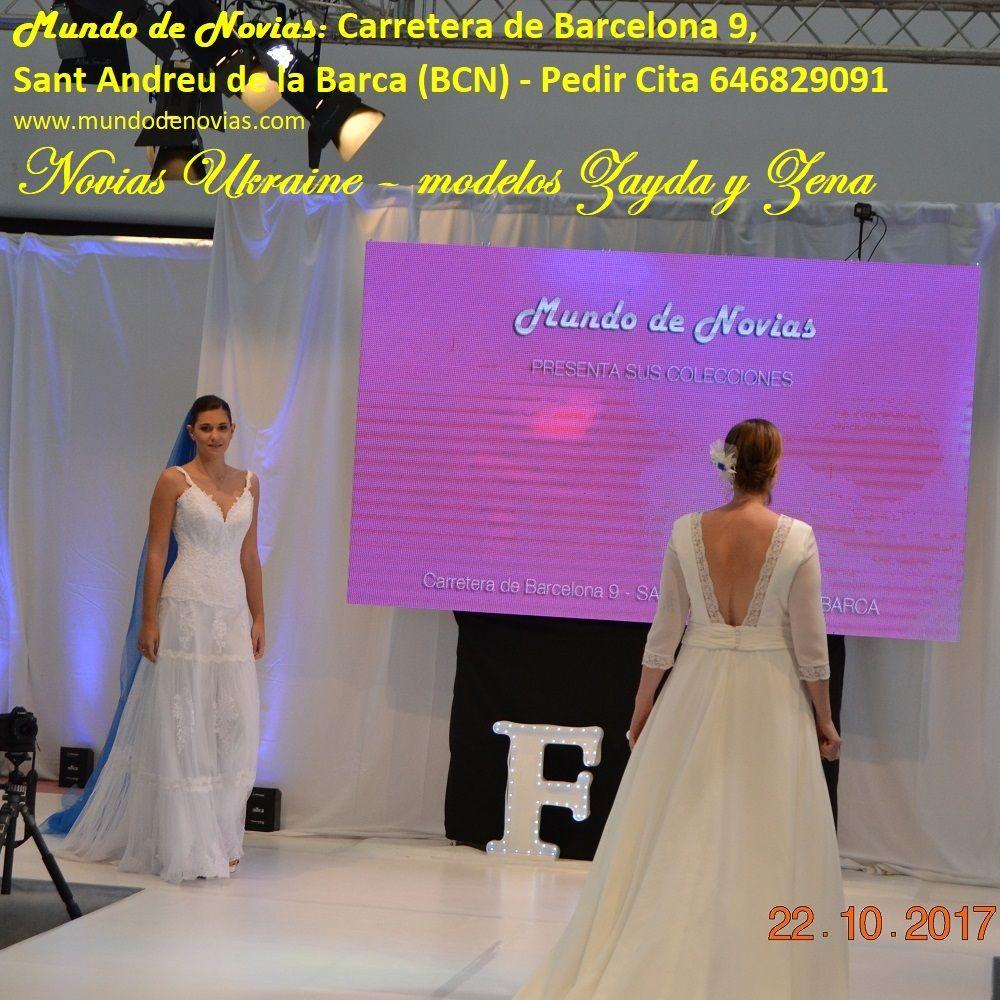 Excepcional Vestidos Novia Sabadell Ideas Ornamento Elaboración ...