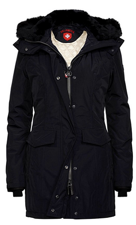 Wellensteyn Damen Jacke Stavanger Wellensteyn Mantel Damen
