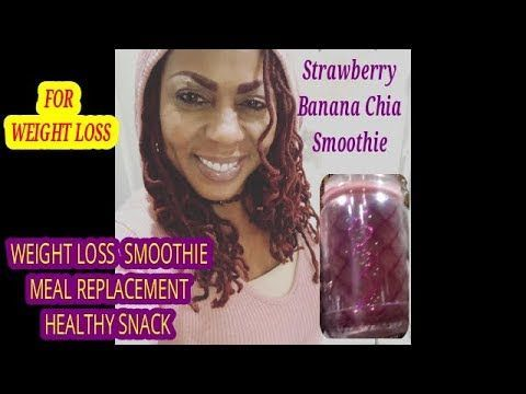 LOSE WEIGHT FAST | STRAWBERRY BANANA SMOOTHIE FOR WEIGHT LOSS - YouTube #strawberrybananasmoothie LOSE WEIGHT FAST | STRAWBERRY BANANA SMOOTHIE FOR WEIGHT LOSS - YouTube #healthystrawberrybananasmoothie