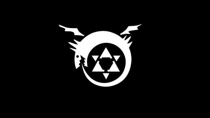 Fullmetal Alchemist Brotherhood Wallpaper High Quality Hd Ouroboros Alquimista De Acero Fullmetal