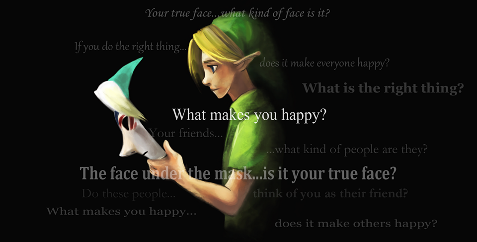 Zelda Quotes Majora Quotes  Legend Of Zelda  Pinterest  Mask Quotes Masking