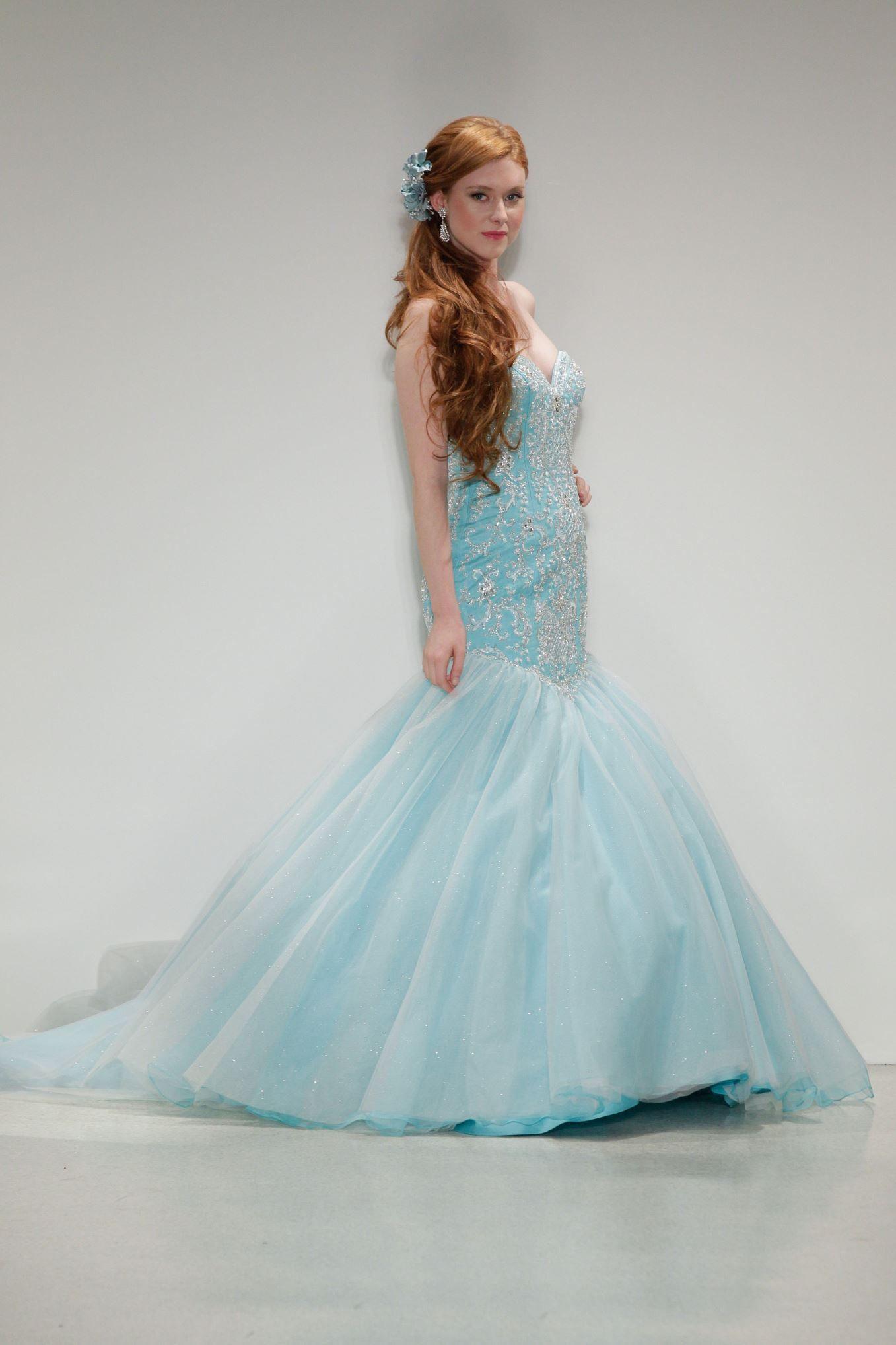 Wedding dresses inspired by Disney princesses | wedding dresses ...