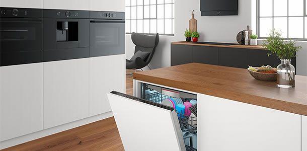 Die neue GeschirrspülerGeneration Smart kitchen, Haus