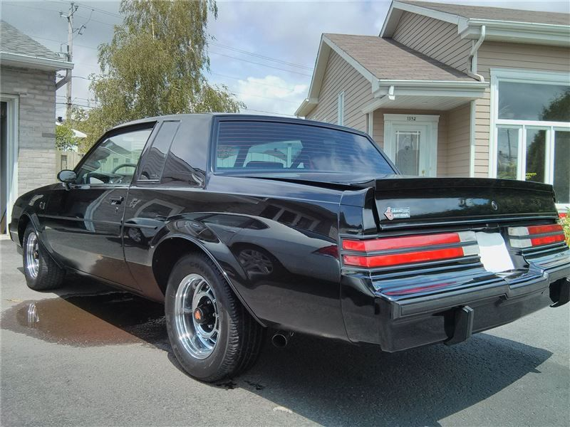 Buick Grand National S Cars Made In Detroit Pinterest