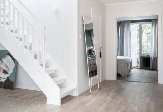 Walk in closet detr s del cabecero de la cama cabecero la cama y tiendas decoracion - Cabecero estilo escandinavo ...
