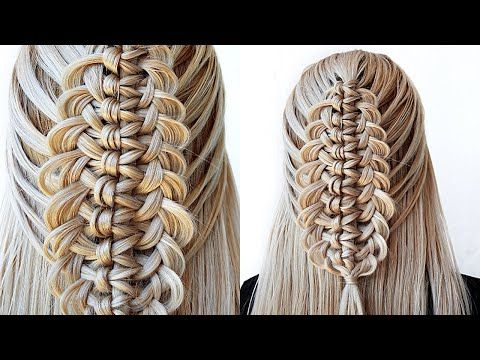 macrame braid the easy way 😱 super simple  perfect for