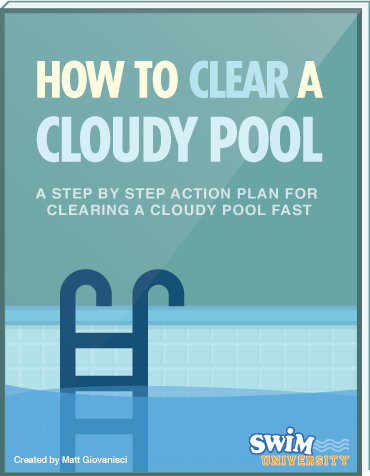 Start A Fire Cloudy Pool Water Cleaning Pool Filters Pool Filter Sand