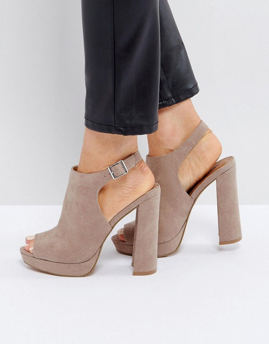 Get this Asos s platform shoes now! Click for more details. Worldwide  shipping. ASOS. Visitar 2b276a8ecbc